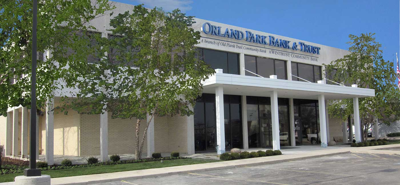Old Plank Trail Community Bank - Orland Park, IL