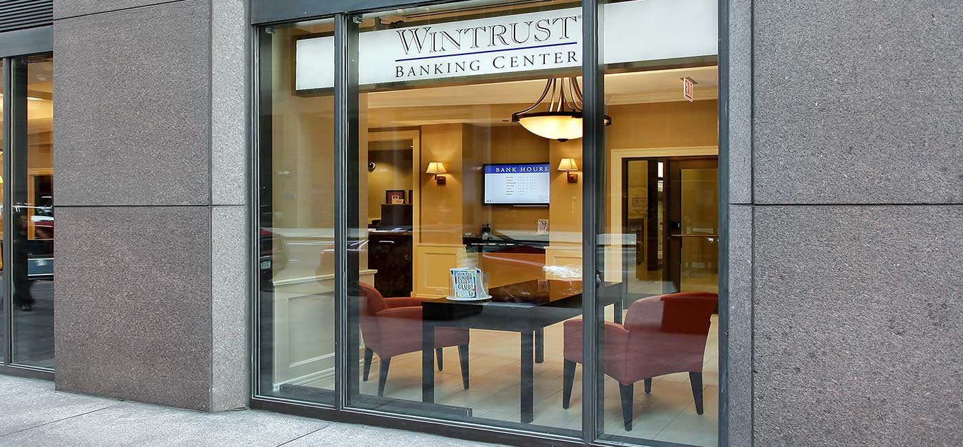 Wintrust Banking Center
